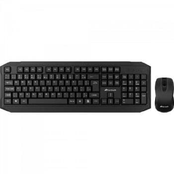 Teclado   mouse wireless wcf-101 fortrek - wcf-101