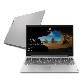 Notebook lenovo idea s145 15.6 n4000 4gb 500gb w10 - 81wt0000br