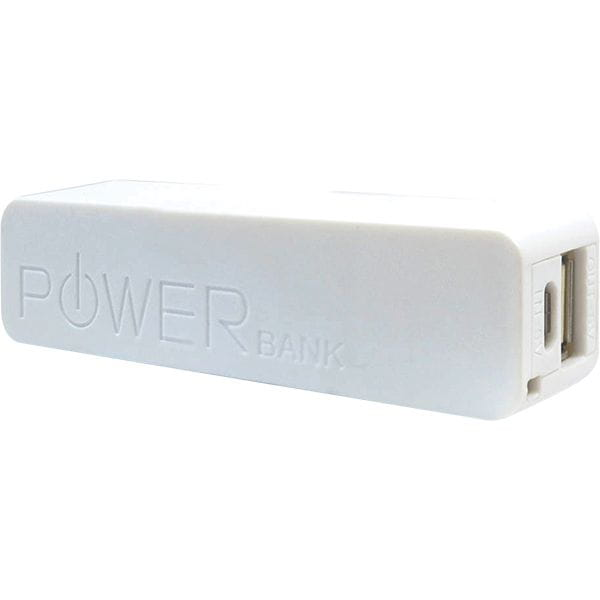 Power Bank As-001 2200mah Branco Hardline