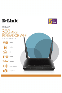 Roteador Wireless DIR-615