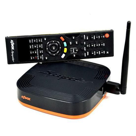 Azbox Spyder Full HD