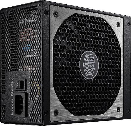 Fonte 850W Cooler Master ATX V850 80Plus Gold - RS850-ABAG1-WO