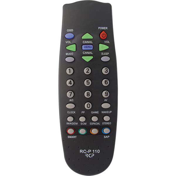 Controle Tv Philips Rc110/rc058