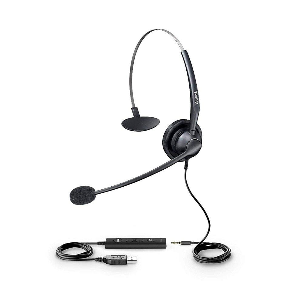 Headset IP Yealink YHS33 USB