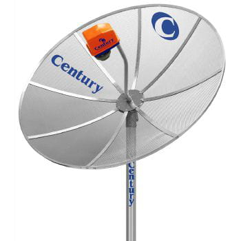 Antena century 1.70mt multiponto super digital - 17