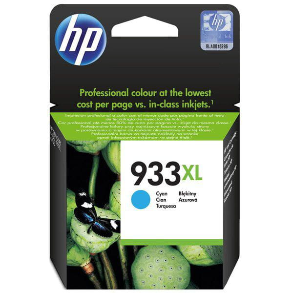 CART. TINTA HP (933XL)  CIANO 8,5ML ORIGINAL