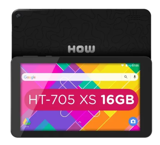 TABLET 7 HOW ANDROID E WI-FI HT-705