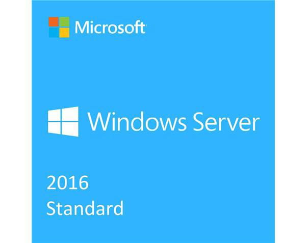 Windows server standard 2016 oei dvd - p73-07108