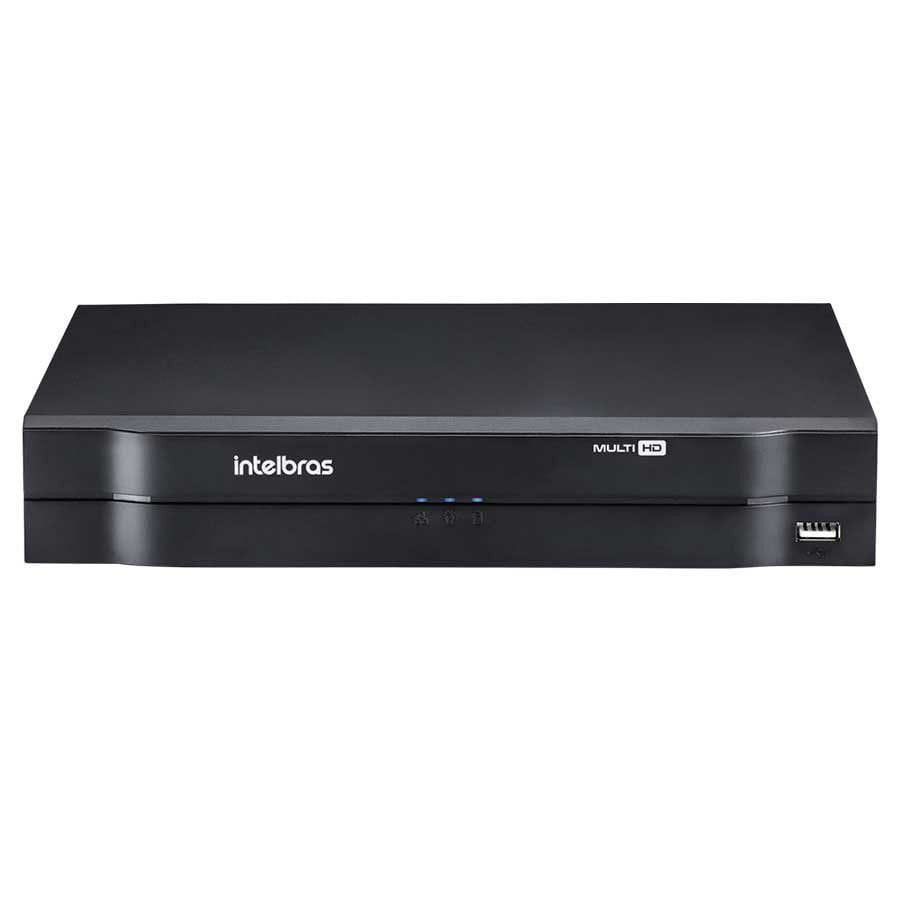 DVR Intelbras Multi HD MHDX 1104 com HD 1TB