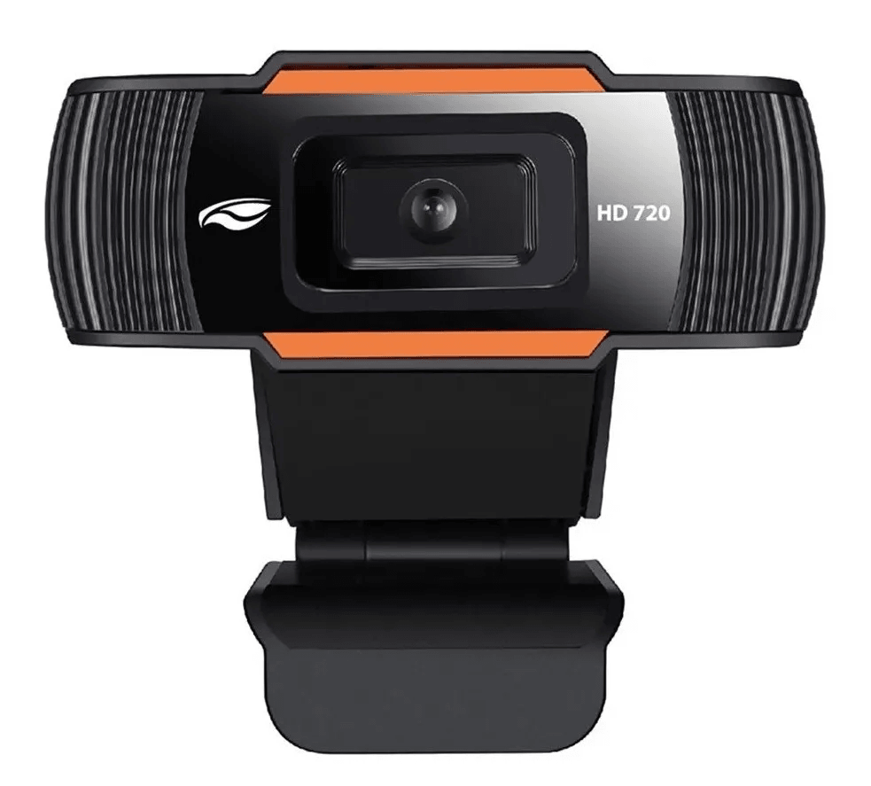 Webcam C3Tech HD 720P WB-70 Preto