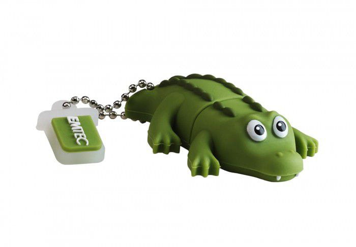 PEN DRIVE JUNGLE 8GB - CROCODILE