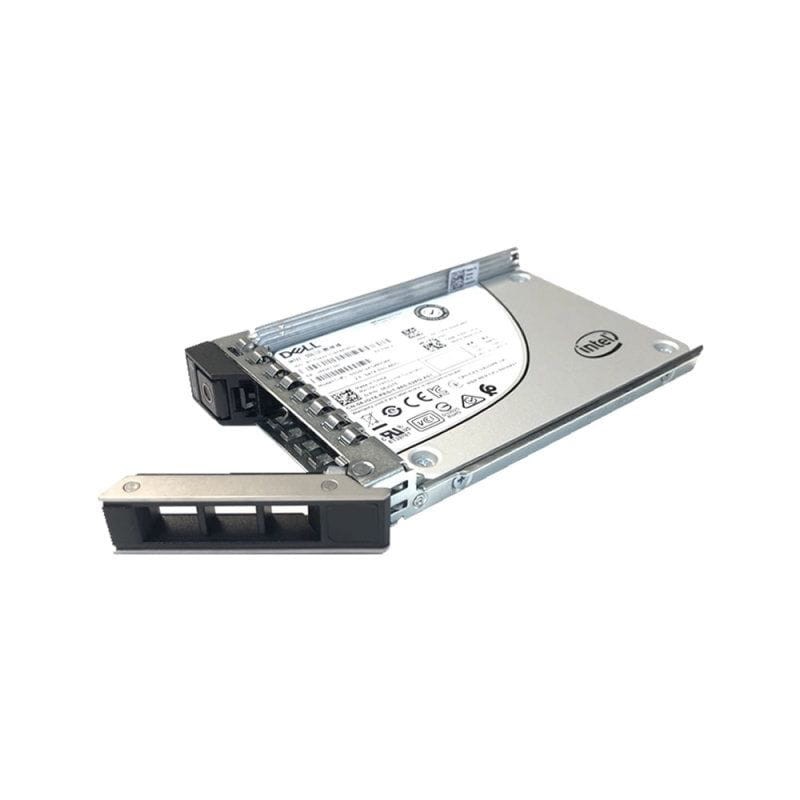 SSD 480GB SATA SFF MU 6GBPS - Part Number Dell: 3GWTH