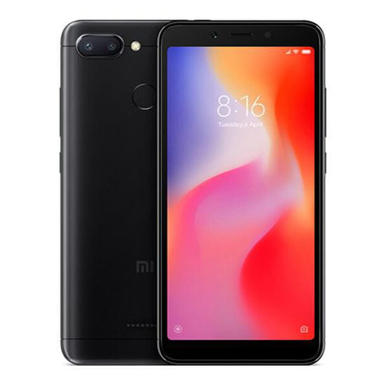 Celular Xiaomi Redmi 6 Dual Global 32GB/3GB