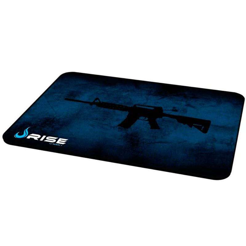 Mouse Pad Rise Gaming M4A1 Costurado Medio - RG-MP-04-M4A