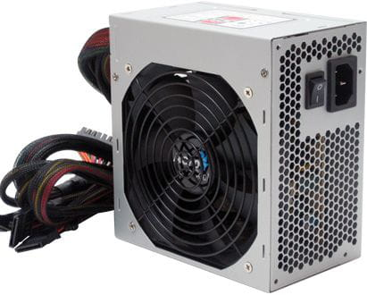 Fonte 430W Aerocool Eco Friendly (SOMENTE 220V) - E78-430