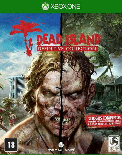 JOGO XBOX ONE DEAD ISLAND DEFINITIVE COLLECTION