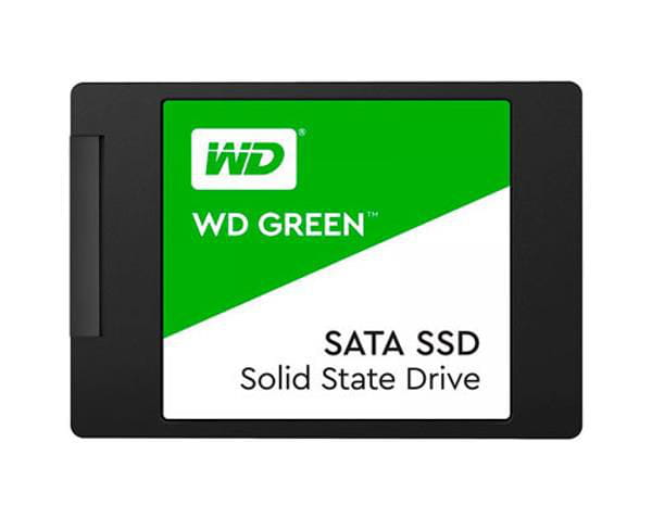 SSD 120GB  WD Green 120gb 2,5 sata - wds120g2g0a