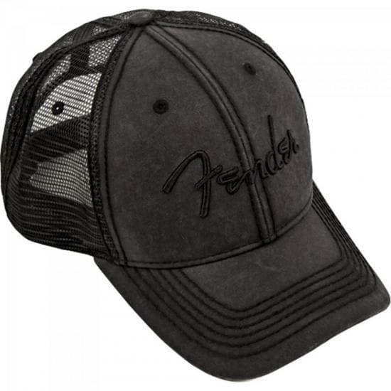 Boné Logo Blackout Trucker FENDER