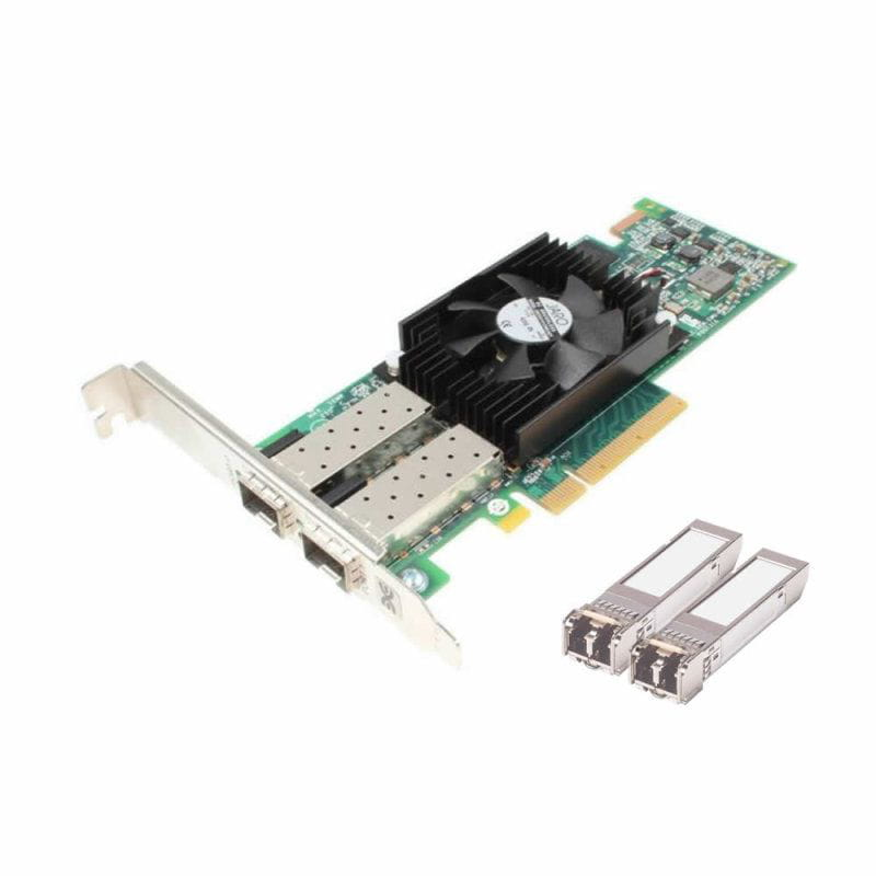 PLACA HBA 2-PORT 16G SFP+ FH LPE16002 - PART NUMBER DELL: F3W03