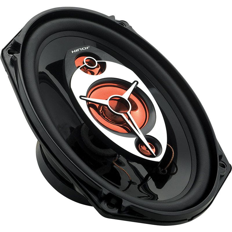Af City 6x9' 200w Rms 4r Quadriaxial Hinor