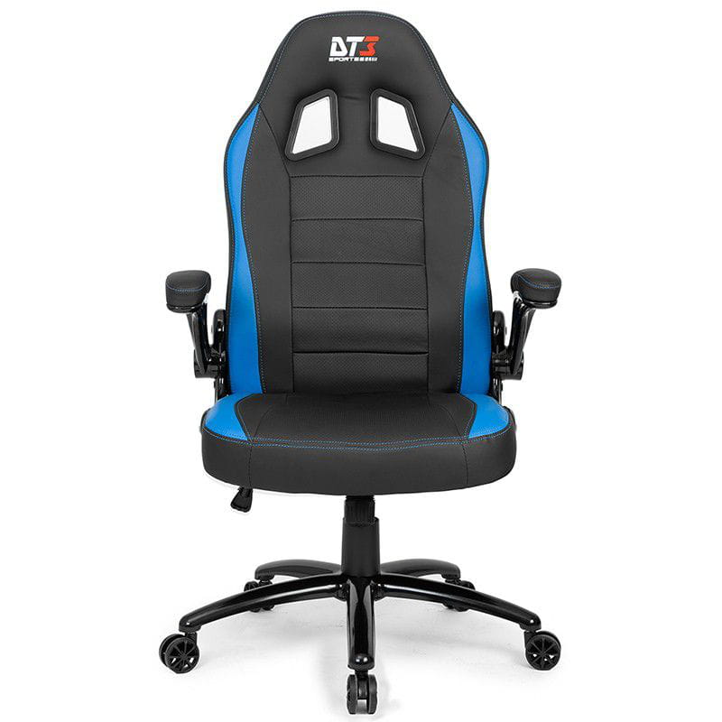 Cadeira Gamer DT3 Sports GTI Black/Blue - 10395-8