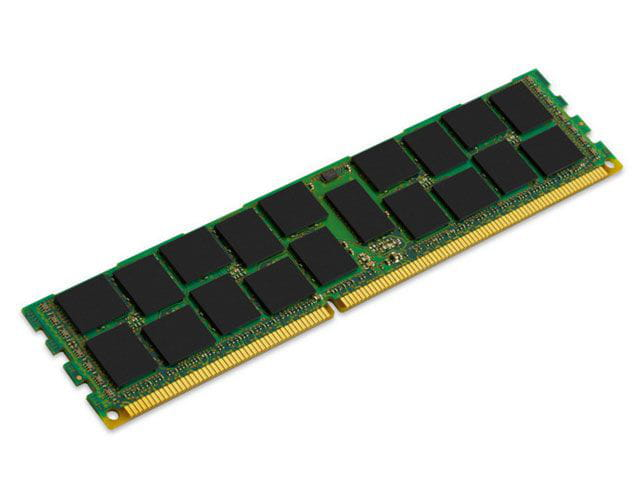 Memoria servidor ddr3 kingston kvr16le11s8/4 4gb 1600mhz ddr3l ecc non-reg cl11 240-pin udimm single rank x8 1.35v w/ts