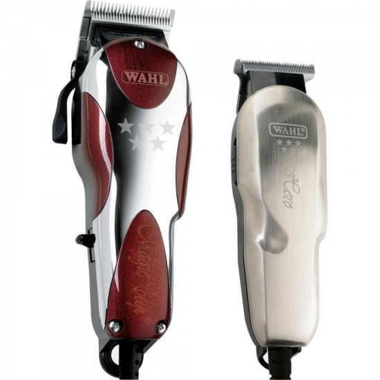 Kit Máquina de Corte Magic Clip + Hero 127V WAHL