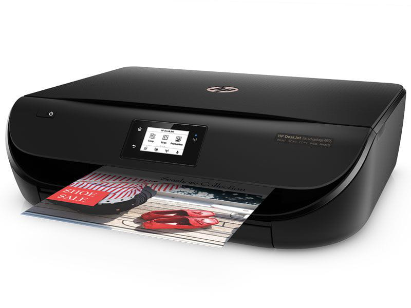 Impressora HP 4536 Deskjet Multifuncional Color Ink Adv Imp/Copia/Digit/Wifi 20ppm - F0V65A#AC4