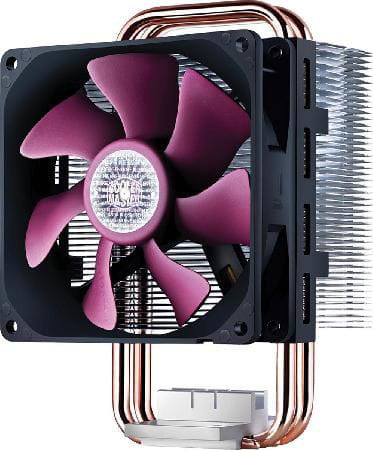 Cooler CPU Cooler Master Blizzard T2 Com Fan de 92mm - RR-T2-22FP-R1