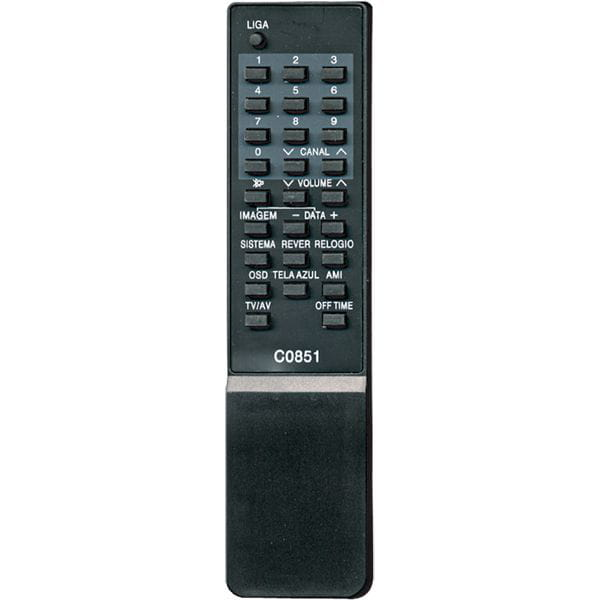 Controle Tv Sharp Rcp-006 Co851