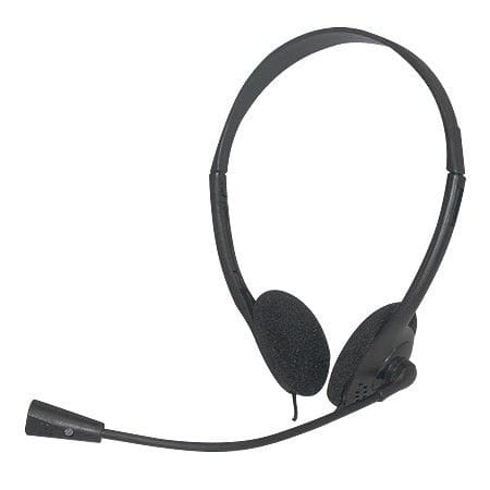 Headset Multilaser Preto - PH002