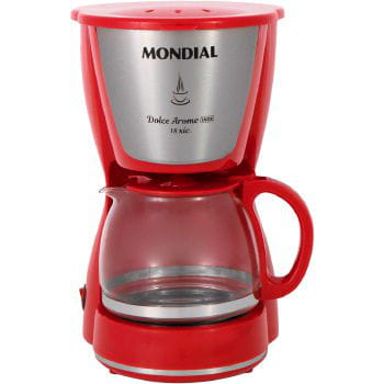 Cafeteira mondial dolce aroma 18xic c3518x - 2685-04