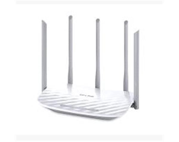 Roteador tp-link archer c60 wireless dual band ac1350mbps 10/100mbps