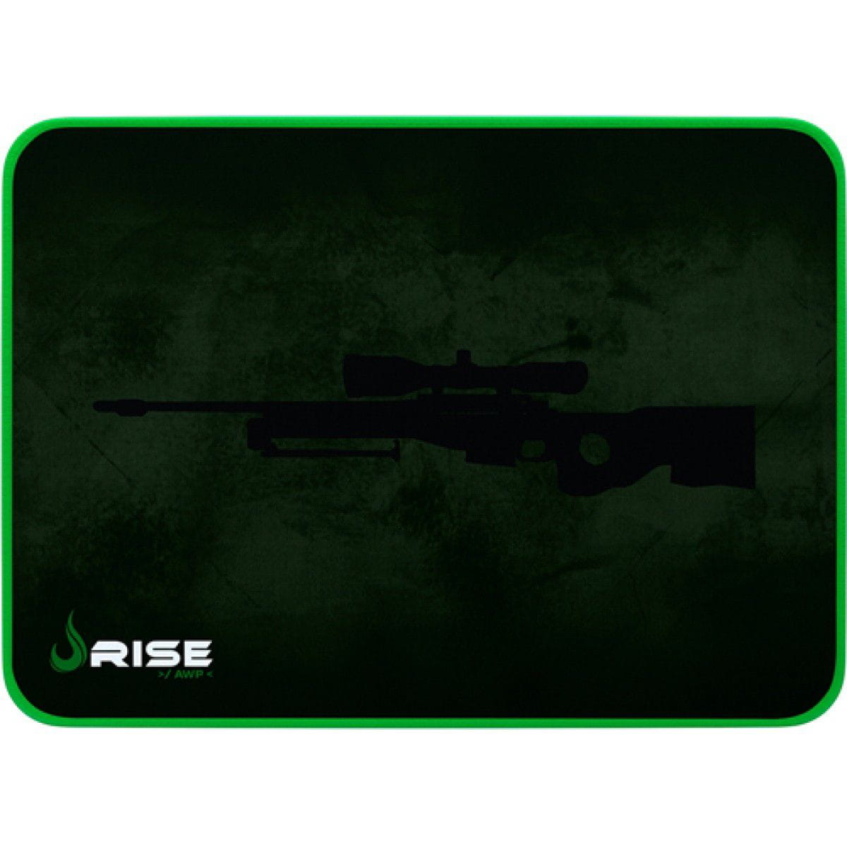 Mouse Pad Rise Gaming Sniper Costurado Médio - RG-MP-04-SG