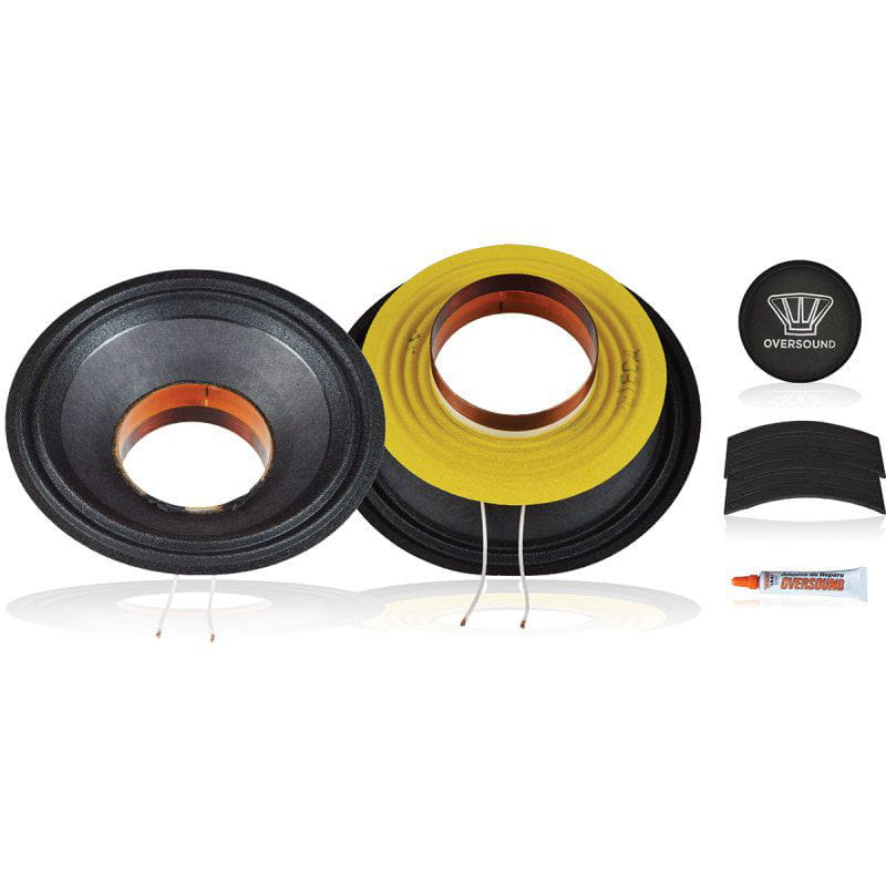 Kit P/ Reparo Grave 10 de 400wrms 8ohms - Mg10/400 Oversound