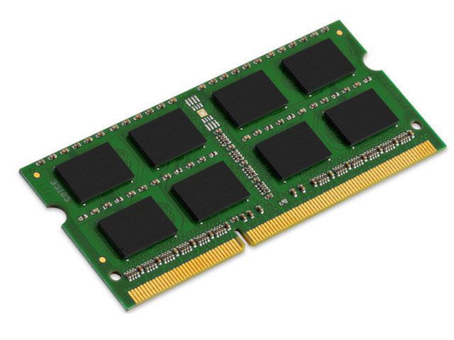 Memoria para apple kingston kta-mb1333s/4g 4gb ddr3 1333mhz sodimm single rank