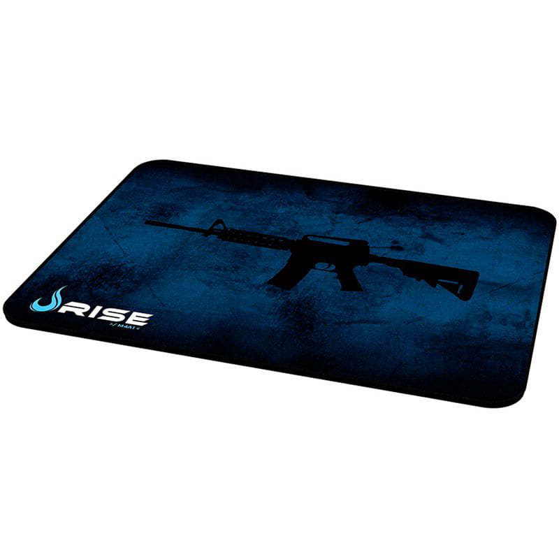 Mouse Pad Rise Gaming M4A1 Grande Costurado - RG-MP-05-M4A