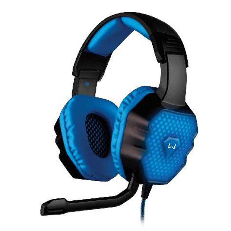 Headset Multilaser Warrior 7.1 - PH121