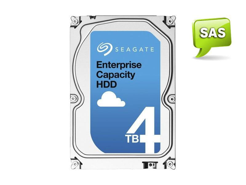 Hdd 3,5 enterprise servidor 24x7 seagate st4000nm0125 4 tera 7200rpm 128mb cache ***sas 12gb/s***