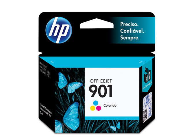 Cartucho HP 901 Tricolor 13ML - CC656AB