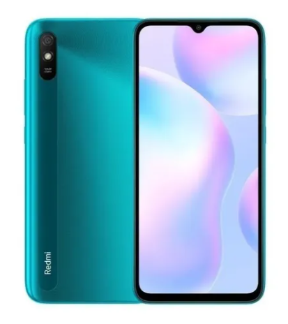 CELULAR XIAOMI REDMI 9I 128GB RAM 4GB SEA BLUE
