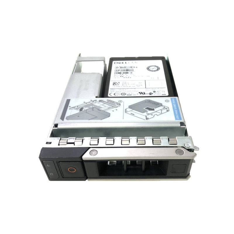 SSD 480GB SATA LFF MU HYB 6GBPS - Part Number Dell: X9YMX