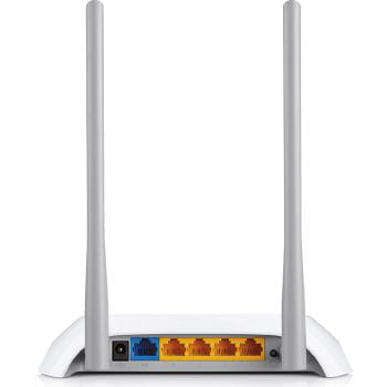 Roteador wireless tplink wr840n w 300mbps 2ants  - tl-wr840n