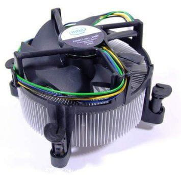 Cooler 1366 Intel Original Cooling fan for Socket LGA 1366