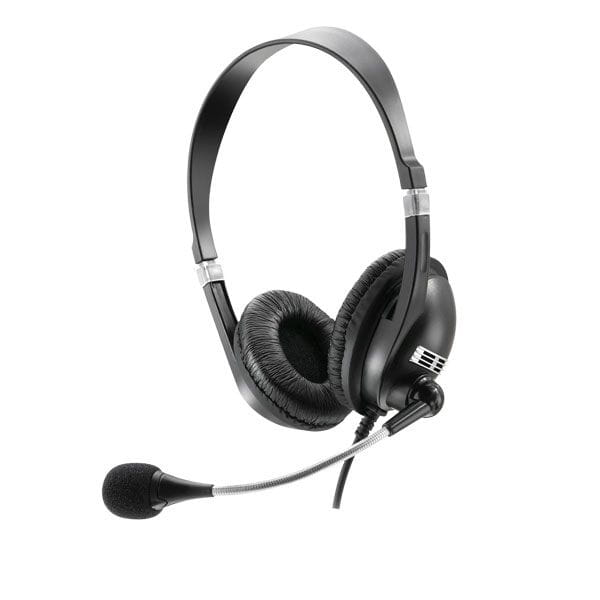 Headset Acoustic Ph041 Preto Multilaser