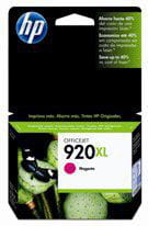 Cartucho De Tinta Officejet Hp Suprimentos Cd973al Hp 920xl Magenta 7,5ml