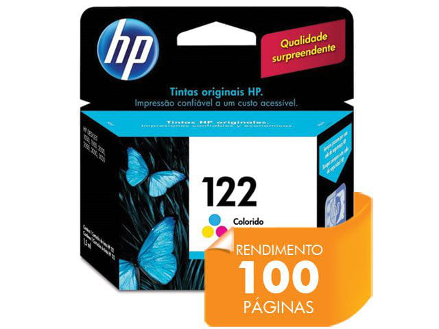 Cartucho HP 122 Color 1,5ml - CH562HB