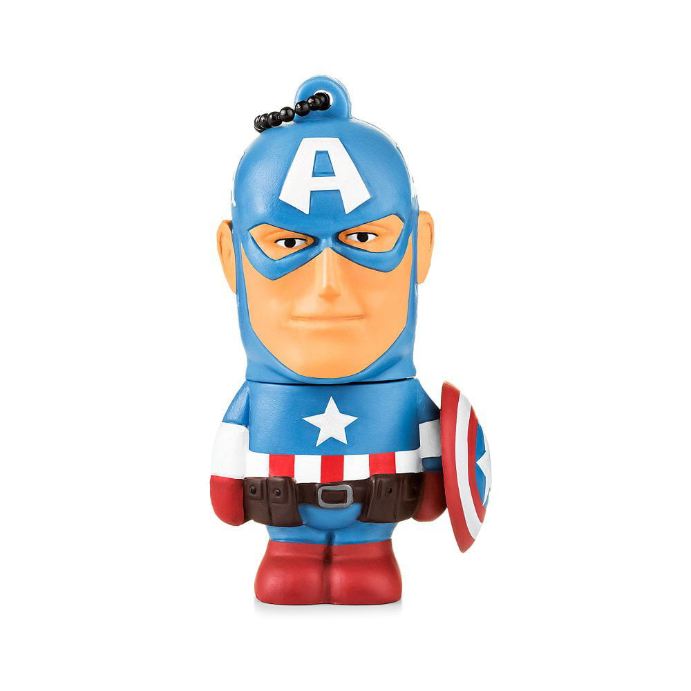Pen Drive Marvel Capitão America 8GB PD080 Multilaser
