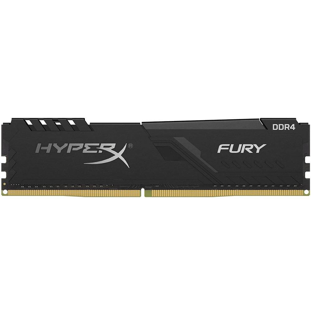 Memoria DDR4 8GB 3000Mhz Hyperx Fury Black - HX430C15FB3/8