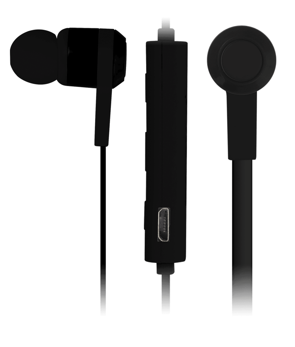 EARPHONE FREEDOM BLUETOOTH PRETO MAXPRINT